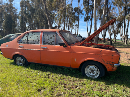 Ford Escort 1976 Model 11636 with Motor