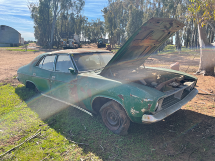 Ford Fairmont with Motor