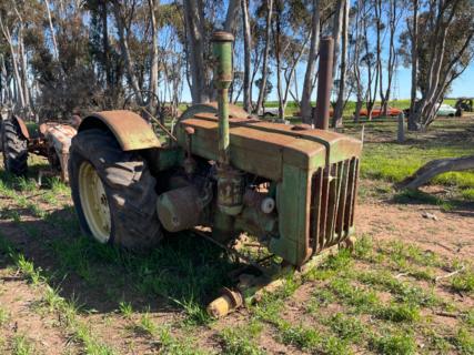 John Deere Style D Tractor