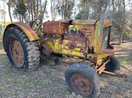 Minneapolis Moline UTS Tractor