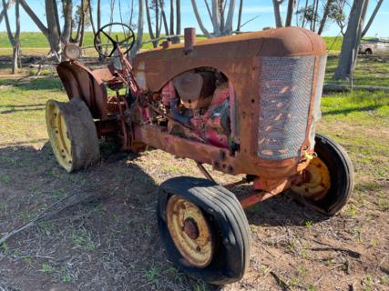 Massey Harris 203 44K Tractor