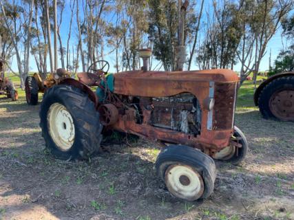 Massey Harris 744D Diesel Tractor