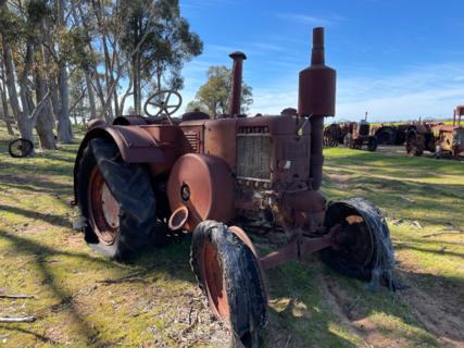Lanz Bulldog N Model 35hp Tractor