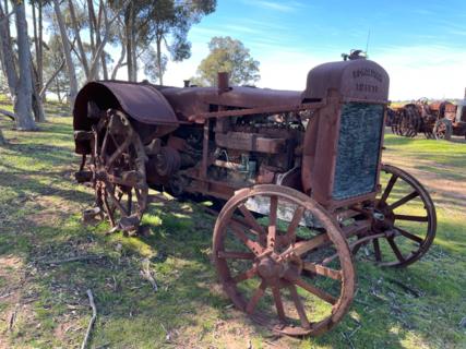 Ronaldson Tippett Model 512 Superdrive Tractor