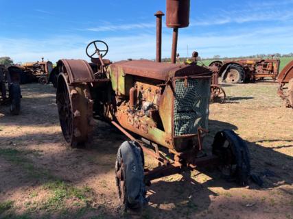 Massey Harris 25 Tractor