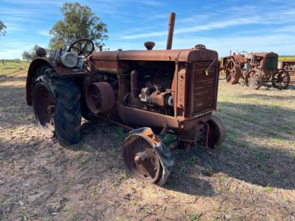 Oliver Hart-Parr 28-44 Cylinder Tractor