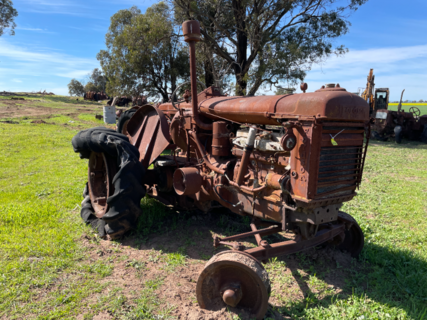 Fordson E27N P6 Tractor