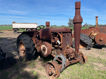HSCS R30-35 Model Tractor