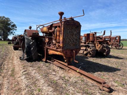 Minneapolis Moline Twin City FTA Tractor
