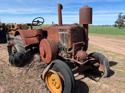 KL Bulldog 40hp Tractor