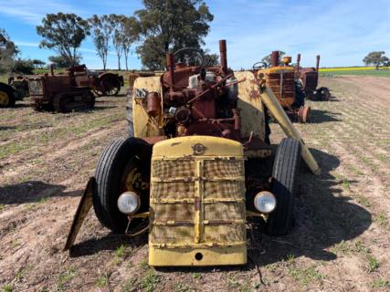 Hanomag R45 Diesel Tractor