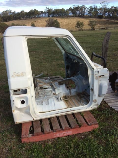 Toyota 4000 Cabin