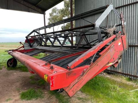21ft Macdon Windrower