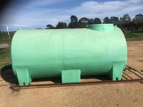 Rapid Spray 4,500lts Water Tank