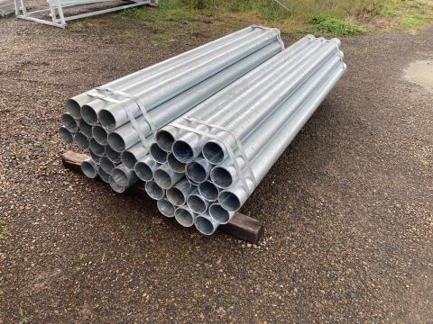 Brand New Galvanized Fencing Strainers 2.1m x 3mm (one pack only)