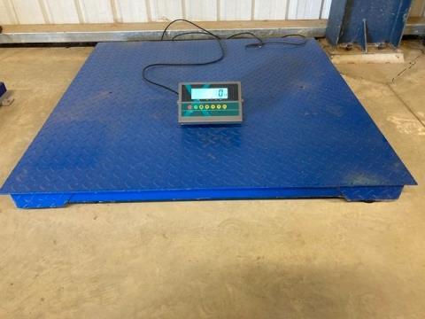 Brand New Zemic Pallet Scales
