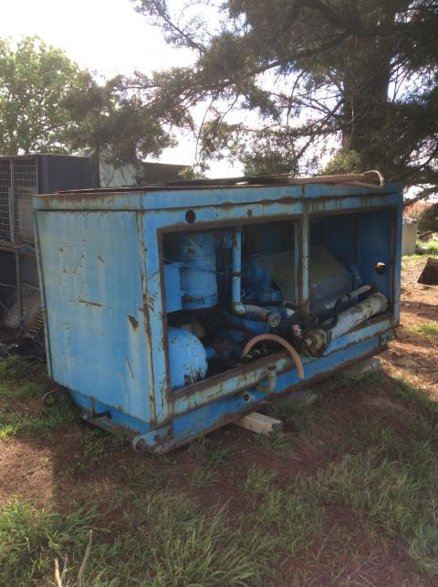 LeRoi Rotary Screw Compressor