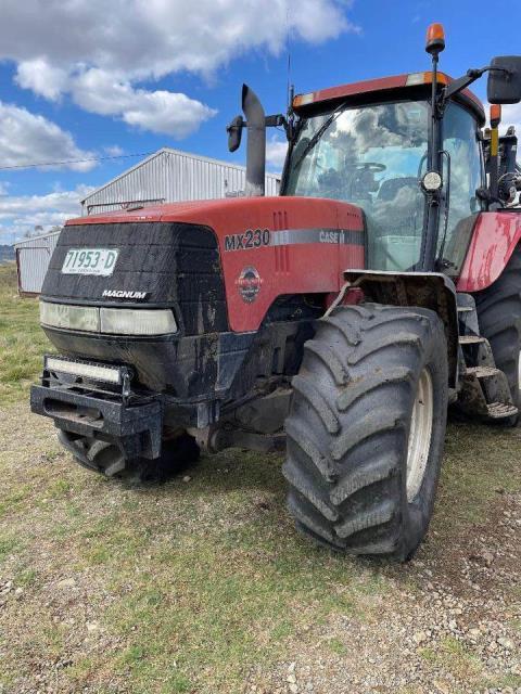 2003 Case IH MX230 Magnum Tractor