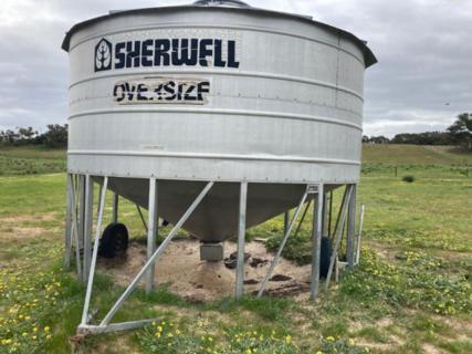 28T Sherwell field bin