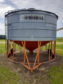Sherwell field bin 28T