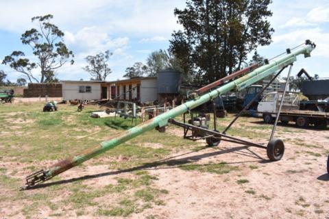 Bosmac auger
