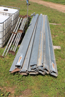 18 PURLINS- 6M IN LENGTH;