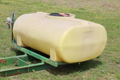 1200l Hayes Baguley nose tank and frame