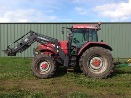 McCormick Tractor MTX135
