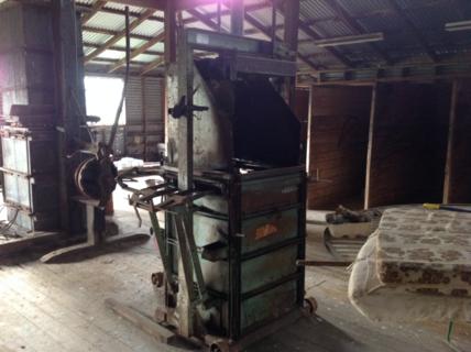Wool Press