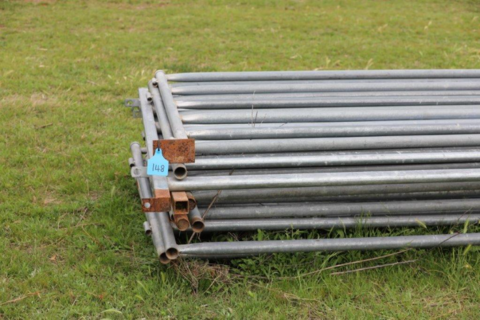 Gal cattle panels