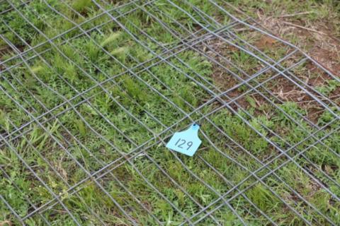 sheep yard mesh