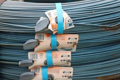 Waratah plain wire