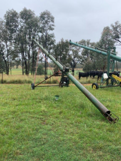 40FT 8INCH AUGER