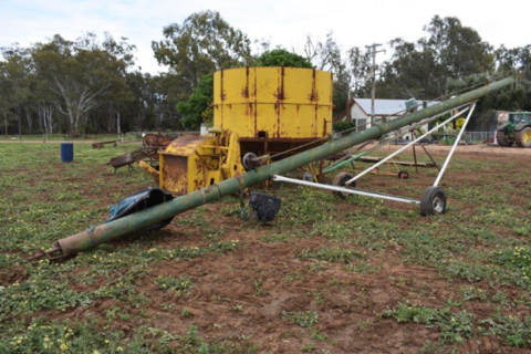 Fast Flow 40ft x 9 in auger