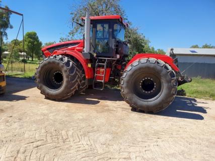 Kirovets K7M 428hp Demonstration Tractor