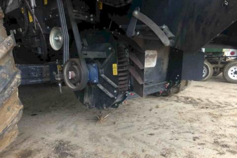 Harrington Seed Destructor