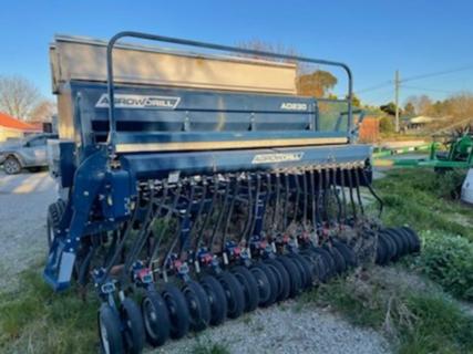 2018 Argow Drill Pole AD230