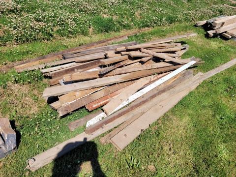 Assorted Fire Wood/Timber