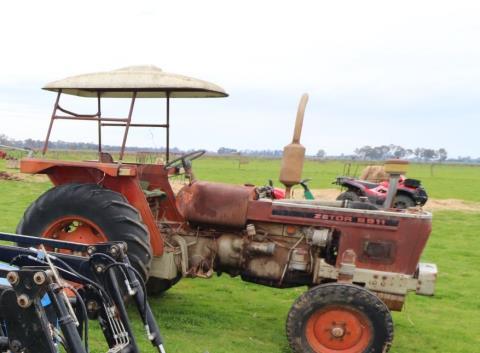 Zetor 5911 tractor