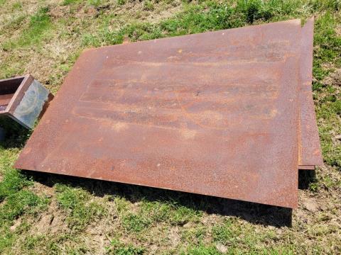 Assorted Plate Steel