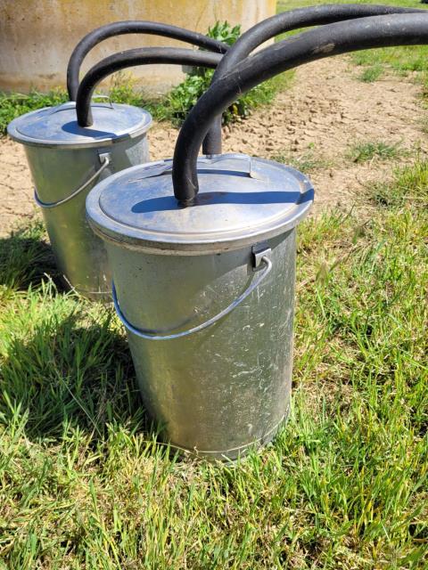 Stainless 30 Ltr Test Bucket (B)