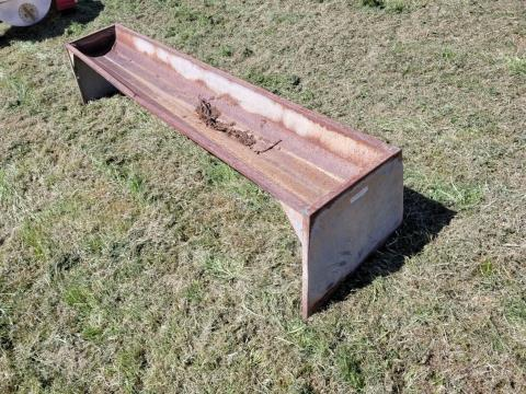 8ft Feed Trough