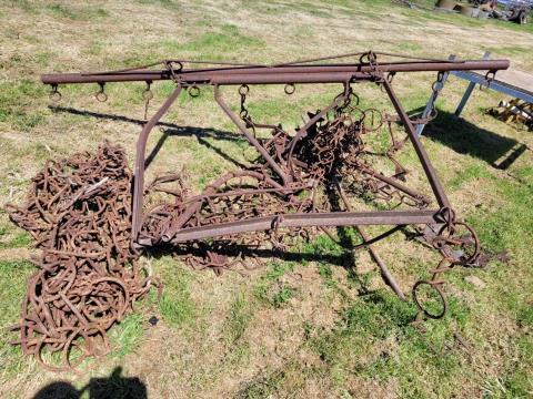 Old Pasture Harrows (Parts)