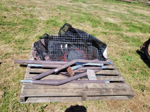 Trampoline Guard & Frames