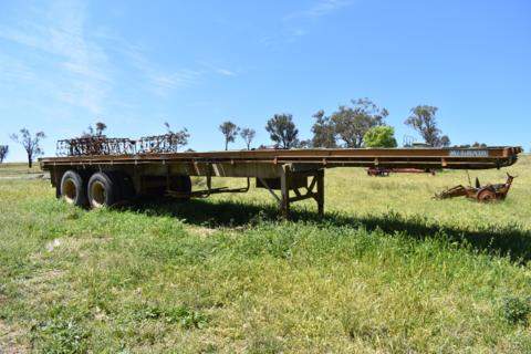 McGrath 34ft trailer