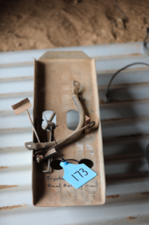 Dual battery mount kit