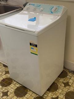 6 kg Hoover washing machine
