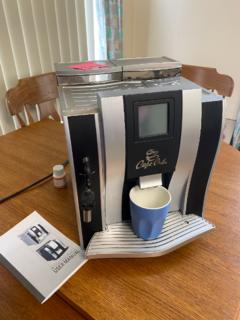 """""""Café Ora"""" coffee machine"""
