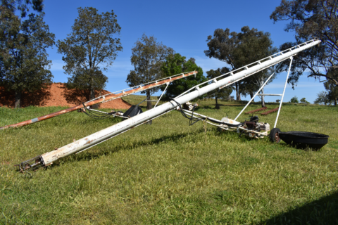 Normoyle 50ft x 9 inch auger
