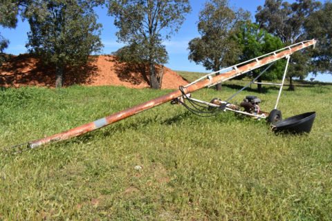 Normoyle 40ft x 7 inch auger